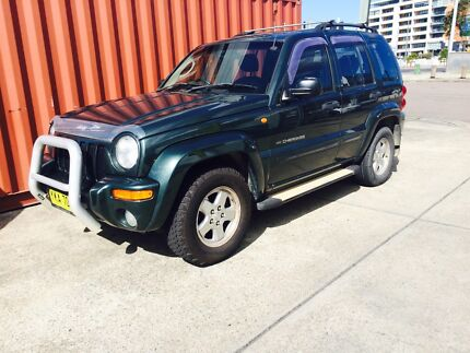 Jeep Cherokee  Adamstown Newcastle Area Preview