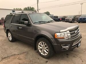 2016 Ford Expedition Limited Voice Activated Nav | Reverse Ca...