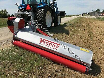 95 Ventura Side Trim-r Ditch Bank Flail Moweroffsettilt150hp1000rpm Gearbox