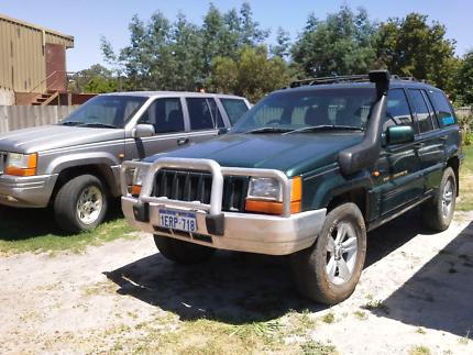 Jeep cherokee limited 1998
