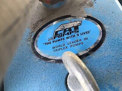 25 Hp Cat Car Wash Water Pump Model 3535