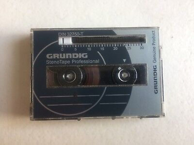 Grundig StenoTape 30 Professional for sale  Shipping to South Africa