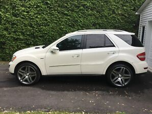 2011 Mercedes ml350 bluetec AMG