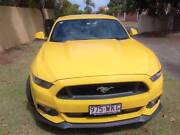 2016 Ford Mustang GT5 litre manual in Triple yellow.Price reduced Victoria Point Redland Area Preview