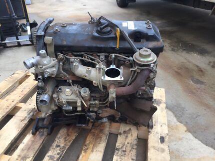 Toyota Hilux Diesel 5LE engine parts