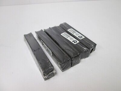 New Lot Of 5 Magna Visual Mch-12-6-op Magnetic Cardholders Packs Of 10x