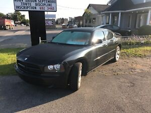 Charger 2008 2.7L 136000km