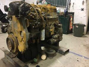 Cat engine 3176