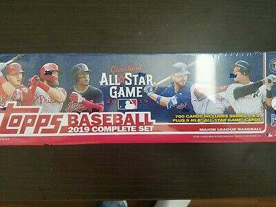 2019 Topps Baseball All Star Game Fanfest  Factory Set + 5 all star game cards ()
