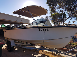 17.5ft voyager boat Whyalla Whyalla Area Preview