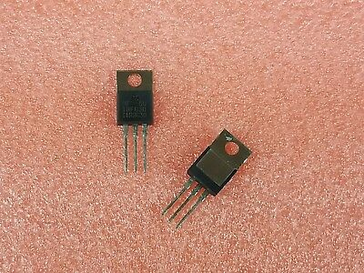 10x Irf630 9 A 200 V 0.4 Ohm N-channel Si Power Mosfet To-220ab