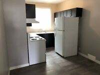 2 bedroom suite with Laundry