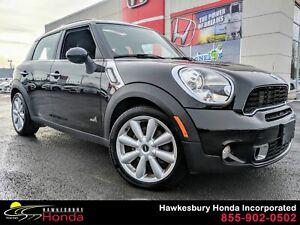 MINI Cooper Countryman AWD ALL4 S TURBO** TOIT PANO** CUIR**