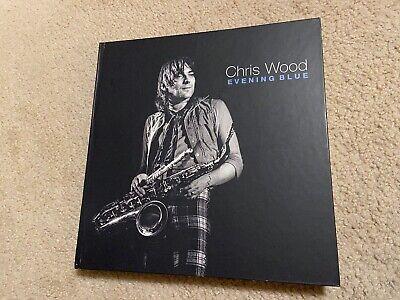 Chris Wood Evening Blue Box Set 4 CDs 1 LP book #978 of 1000 COA vinyl