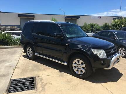 2009 Mitsubishi Pajero SUV Pinkenba Brisbane North East Preview
