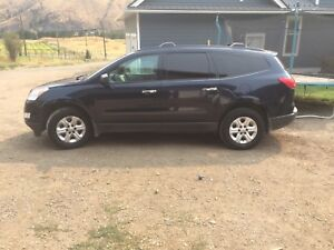 2012 Chevy traverse. $10500