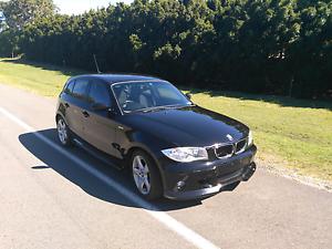 BMW 120i-Rego-RWC-Manual 4 Cyl Coomera Gold Coast North Preview