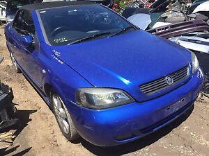 Holden Astra convertible parts******2003 20 Toongabbie Parramatta Area Preview