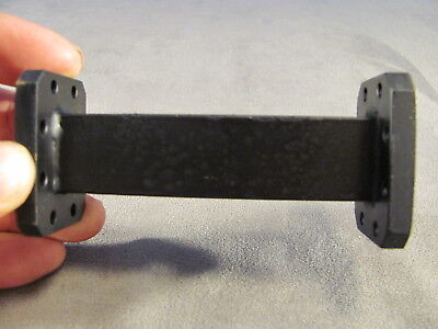 Waveguide Ku-band Wr-75 10.0 - 15.0 Ghz Straight 3.80 Cpr75g On Both Ends119