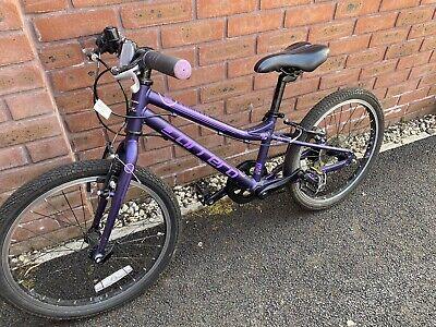 Purple Carrera saruna 20 Kids Bike