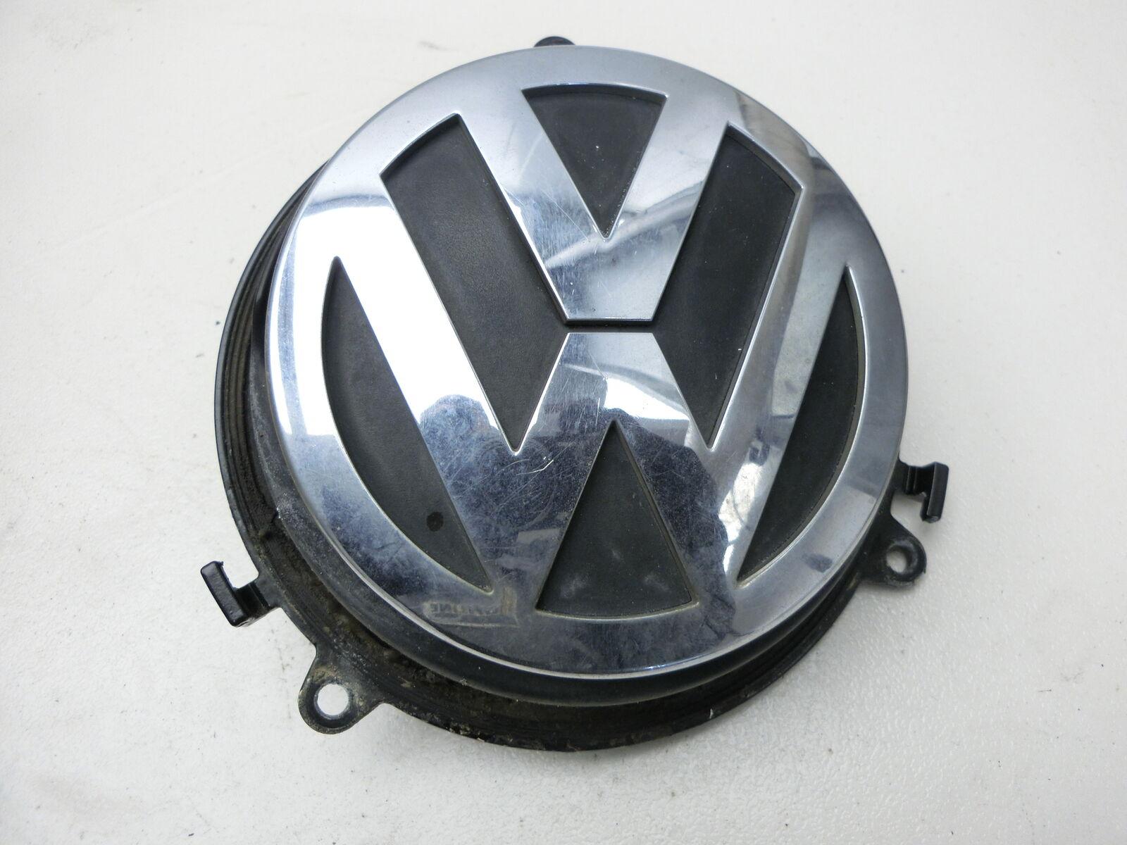 Emblem Logo Heckklappenöffner Griff für Heckklaappe VW ...