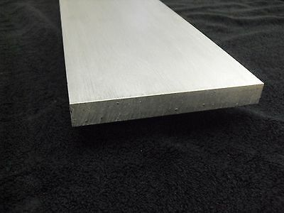 14 Aluminum 6 X 18 Flat Bar Sheet Plate 6061 Mill Finish