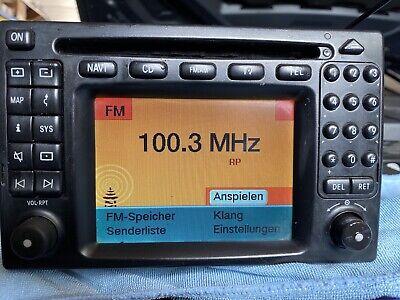 Mercedes W210 W208 W183 ML Navi Navigation Comand 2.0 DX A2108204889 TOP