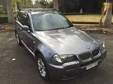 2009 BMW X3 Wagon Dural Hornsby Area Preview