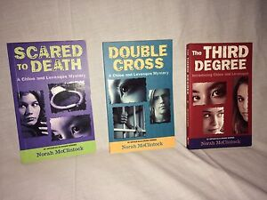 Three Novels of the Chloe and Levesque Series