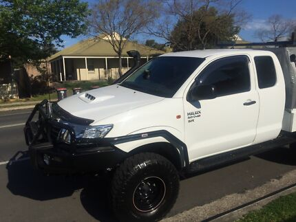 Toyota Hilux 4x4 Penrith Penrith Area Preview