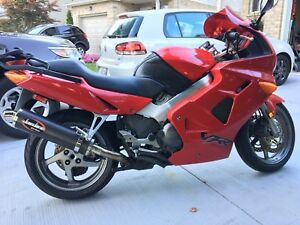 2001 HONDA VFR800 INTERCEPTOR