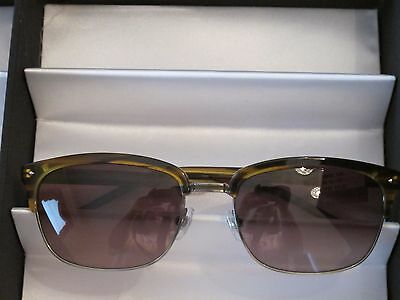 Sama Sunglasses, Barron -  Size 58 NWT Retail $783