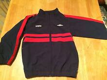 Umbro Boys Size 5-6yrs Sports Jacket Padbury Joondalup Area Preview