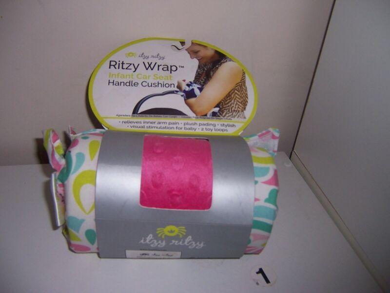 Itzy Ritzy wrap infant car seat handle cushion  new