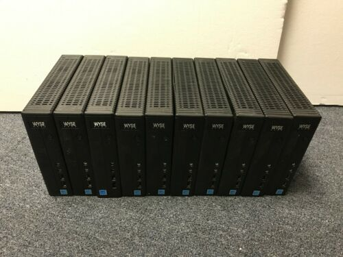 Lot OF 10 Dell Wyse Zx0 -AMD G-T52R@1.5Ghz 2G RAM,4GM Flash No OS As shown