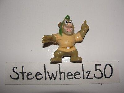 Walt Disney Gummi Bears Gruffi PVC Action Figure Kellogg 1991 Cereal Premium HTF
