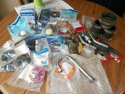 Plumbing Residential Commercial Repairs Parts Lot