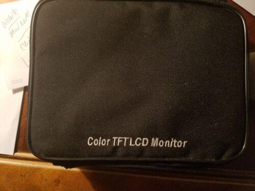 EVERFOCUS - DIGITAL Analog Color Test Monitor