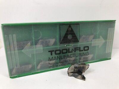 Tool-flo Flg-3072l New Carbide Inserts Grade C3 10pcs
