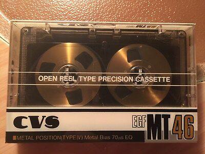 Аудио кассеты CVS EGF MT46 Metal