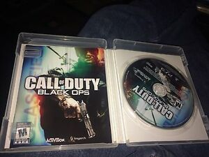 CoD black ops PS3 nego