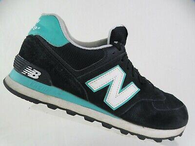 NEW BALANCE 574 Black Sz 10 B Women Running Shoes