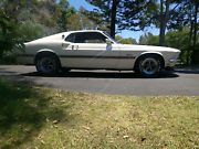 1969 Mach 1 Mustang Brisbane City Brisbane North West Preview