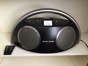 Harman Kardon Go+Play boom box with Bluetooth