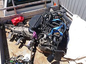 Subaru GC8 Ej20 manual  complete conversion Burton Salisbury Area Preview