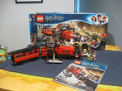 Lego Harry Potter 75955 Hogwarts Express COMPLETE w box, book