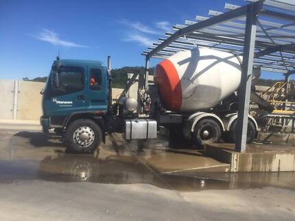 concrete truck for sale Mackay 4740 Mackay City Preview