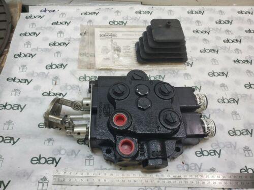Cross 21 1Z0202 Hydraulic Valve BA2 Joystick SHA