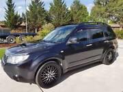 2009 XT Premium Subaru Forester Monash Tuggeranong Preview