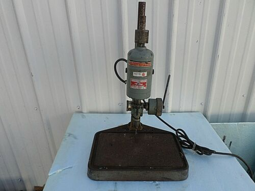 ELECTRO MECHANO Model 101W Precision High Speed Drill Press